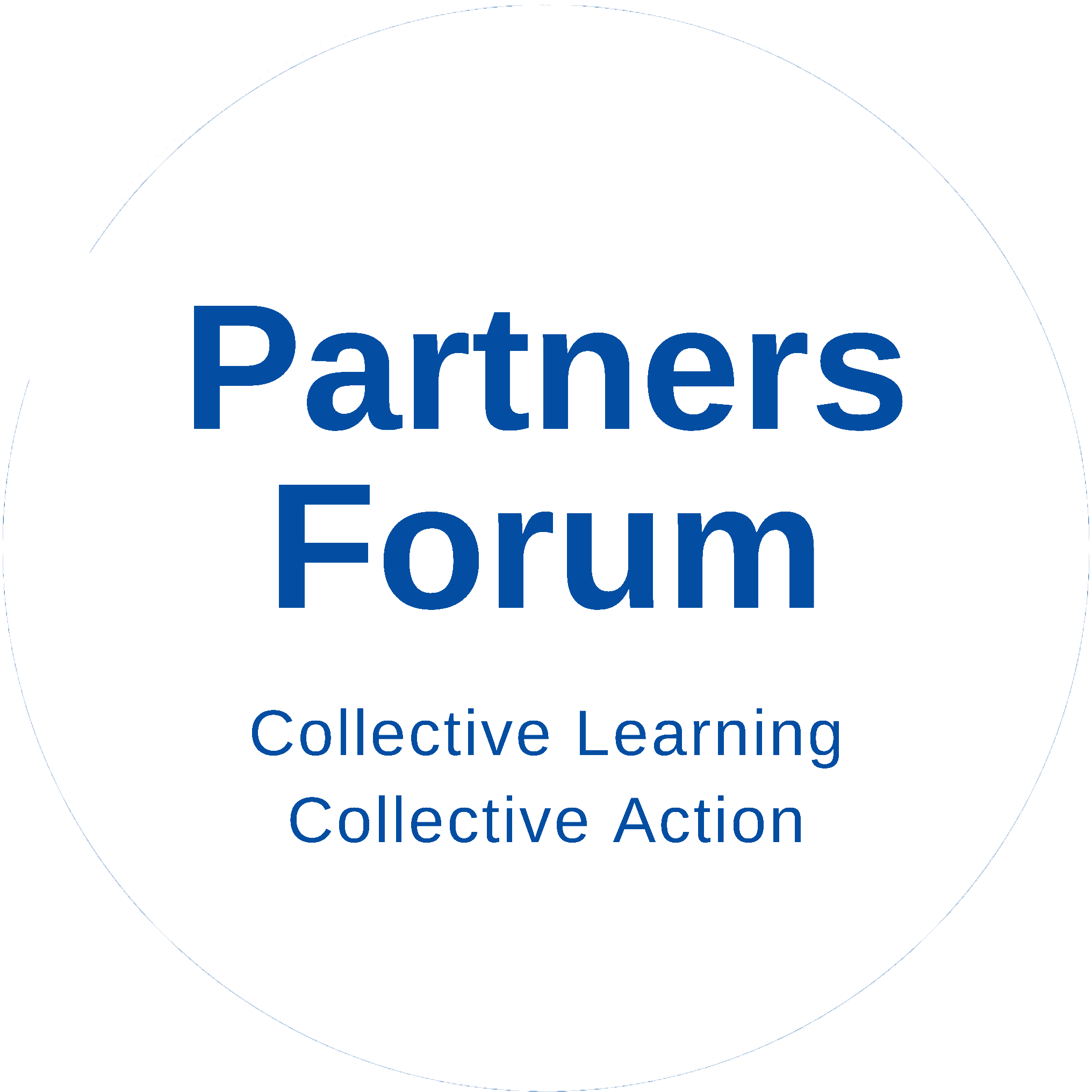 Partners Forum Home Page